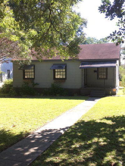 Hattiesburg Single Family Home For Sale: 116 S 23rd Ave.