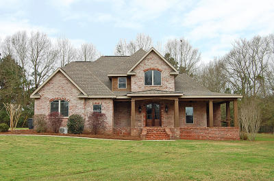 Petal, Purvis Single Family Home For Sale: 85 Max White Road