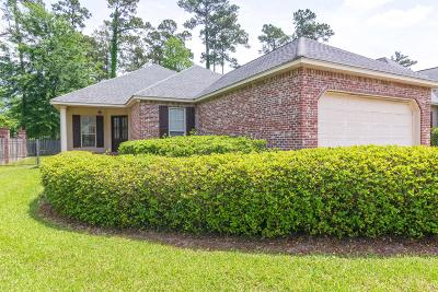 Hattiesburg Single Family Home For Sale: 69 Canal Dr.