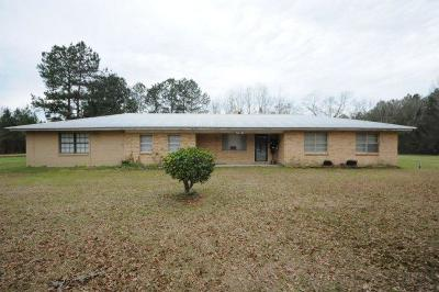 Columbia Single Family Home For Sale: 345 Ms-43