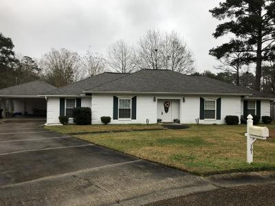 Hattiesburg MS Single Family Home For Sale: $187,000
