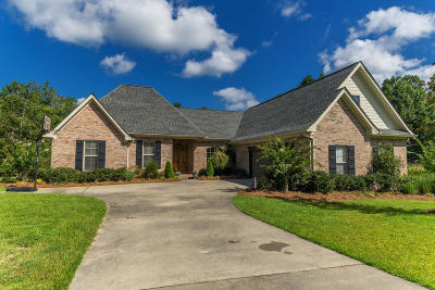 Hattiesburg MS Single Family Home For Sale: $319,000