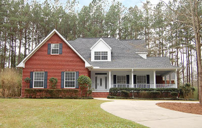 Hattiesburg MS Single Family Home For Sale: $319,500