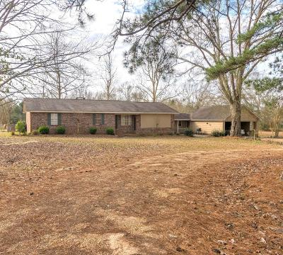Columbia Single Family Home For Sale: 624 E Baylis Chapel Rd.
