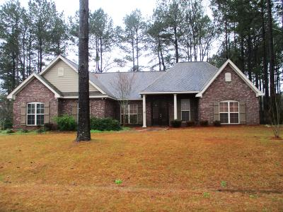 Hattiesburg Single Family Home For Sale: 36 Bellepointe Cir.