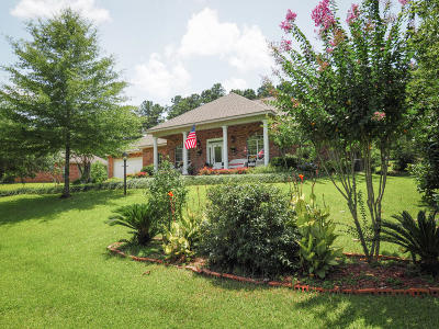 Hattiesburg MS Single Family Home For Sale: $225,000