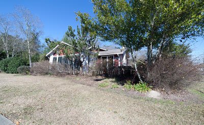 Hattiesburg MS Single Family Home For Sale: $109,000