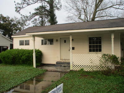 Hattiesburg MS Single Family Home For Sale: $77,000