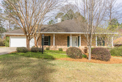 Hattiesburg MS Single Family Home For Sale: $239,000