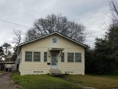 Hattiesburg MS Single Family Home For Sale: $59,900