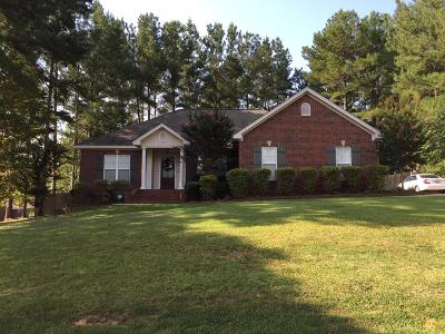 Hattiesburg Single Family Home For Sale: 12 Rio Dosa Dr.
