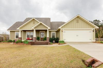 Sumrall Single Family Home For Sale: 27 W Sycamore