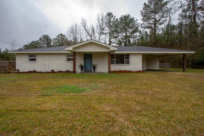 Hattiesburg Single Family Home For Sale: 805 Epley Rd.
