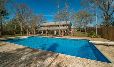 Purvis Single Family Home For Sale: 71 Ms-589
