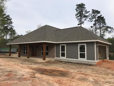 Hattiesburg Single Family Home For Sale: 595 Nellwood Dr.