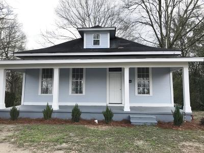 Hattiesburg Single Family Home For Sale: 319 Buschman St.