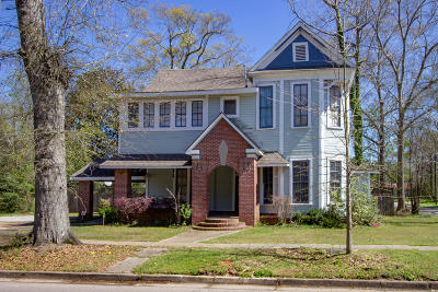 Hattiesburg Single Family Home For Sale: 310 Williams St.