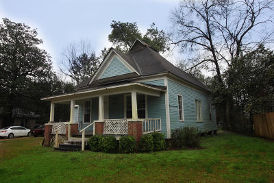Hattiesburg Single Family Home For Sale: 109 N 8th St.