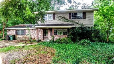 Hattiesburg Single Family Home For Sale: 313 Crestmont Ave.