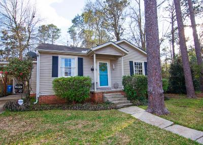 Hattiesburg Single Family Home For Sale: 1816 Brooklane Dr.