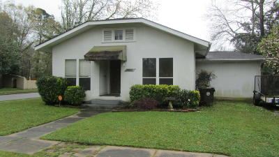 Hattiesburg Single Family Home For Sale: 800 Mamie St.
