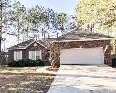 Hattiesburg Single Family Home For Sale: 305 Lone Tree
