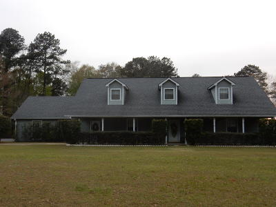 Collins Single Family Home For Sale: 193 Blackjack Rd.