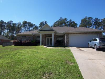Hattiesburg Single Family Home For Sale: 63 Woodville