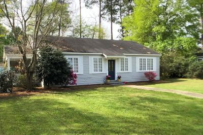 Hattiesburg Single Family Home For Sale: 1606 Mamie St.