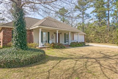 Hattiesburg Single Family Home For Sale: 202 Serene Hill