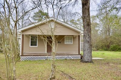 Petal Single Family Home For Sale: 511 S George St.