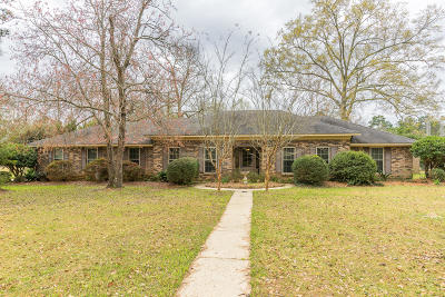 Hattiesburg Single Family Home For Sale: 118 Woodhaven Cir.