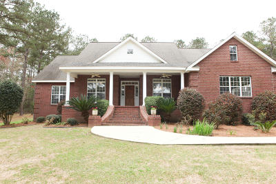 Single Family Home For Sale: 11 Woodville Trace
