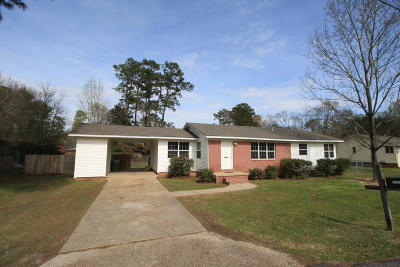 Hattiesburg Single Family Home For Sale: 6014 Hwy 49