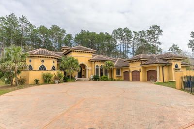 The Village Single Family Home For Sale: 11 Spyglass