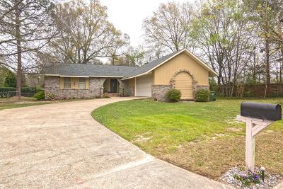 Hattiesburg Single Family Home For Sale: 2101 Sunset Dr.