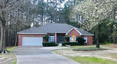 Hattiesburg Single Family Home For Sale: 16 Cane Cove