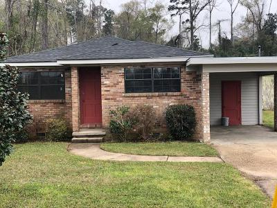 Petal Single Family Home For Sale: 301 Ogilsvie Dr.