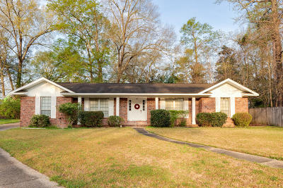 Hattiesburg Single Family Home For Sale: 345 Emerson Dr.