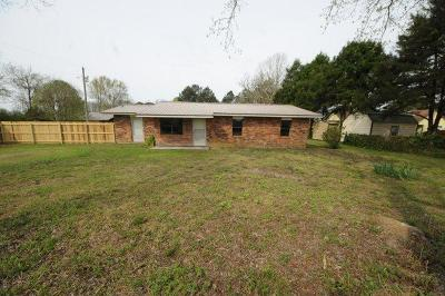 Columbia Single Family Home For Sale: 71 Robert Baggett Rd.