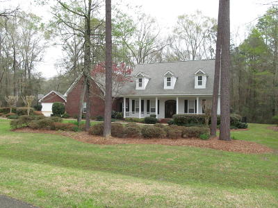 Hattiesburg Single Family Home For Sale: 18 Homewood Point