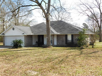 Hattiesburg Single Family Home For Sale: 703 Richburg Rd.
