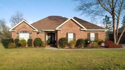 Petal Single Family Home For Sale: 36 Sunline Dr.