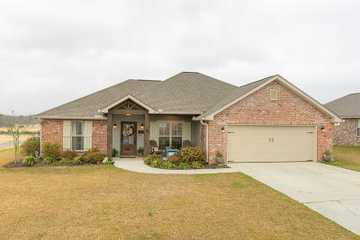 Seminary, Sumrall Single Family Home For Sale: 5 E Cherry