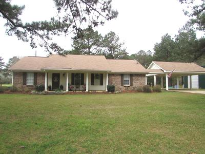 Columbia Single Family Home For Sale: 1479 Old Hwy 35n