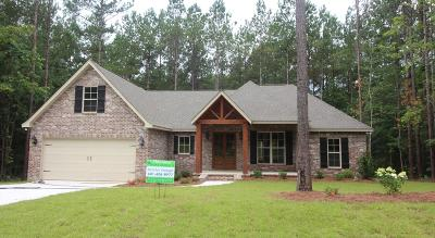 Sumrall Single Family Home For Sale: 34 Magnolia Crossing Rd.