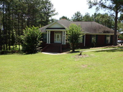 Purvis, Sumrall Single Family Home For Sale: 51 Windridge