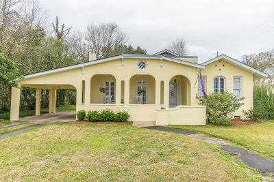 Hattiesburg Single Family Home For Sale: 706 Concart St.