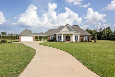 Petal Single Family Home For Sale: 75 Green Acres