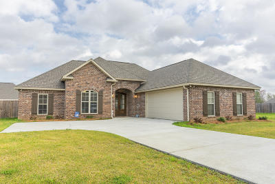 Petal MS Single Family Home For Sale: $237,500
